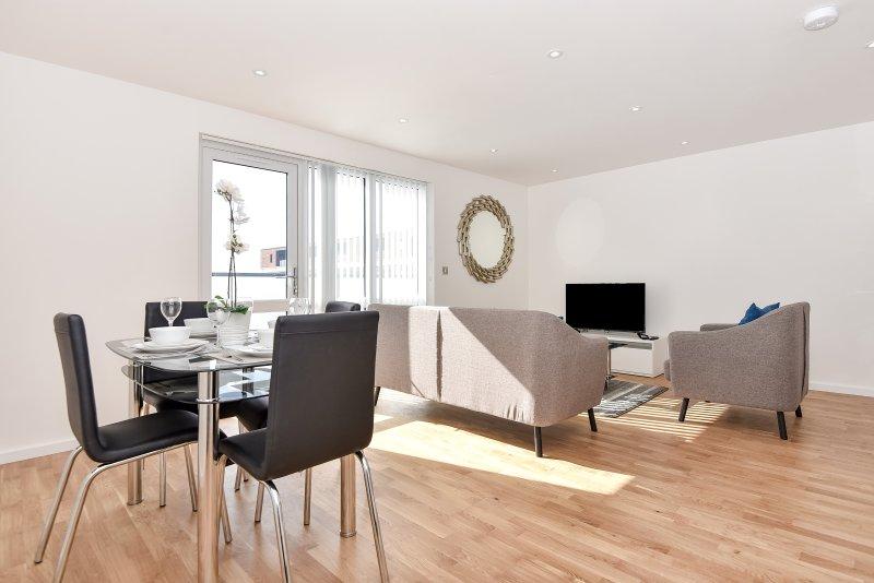 Mercury House Serviced Apartment by AG, location de vacances à Slough