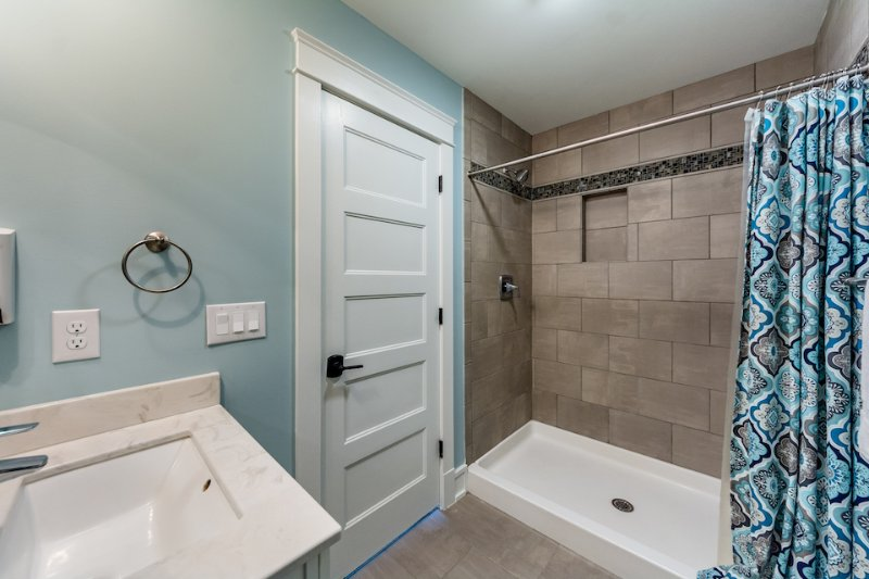 Connecting Bathroom to King Master Bedroom 3