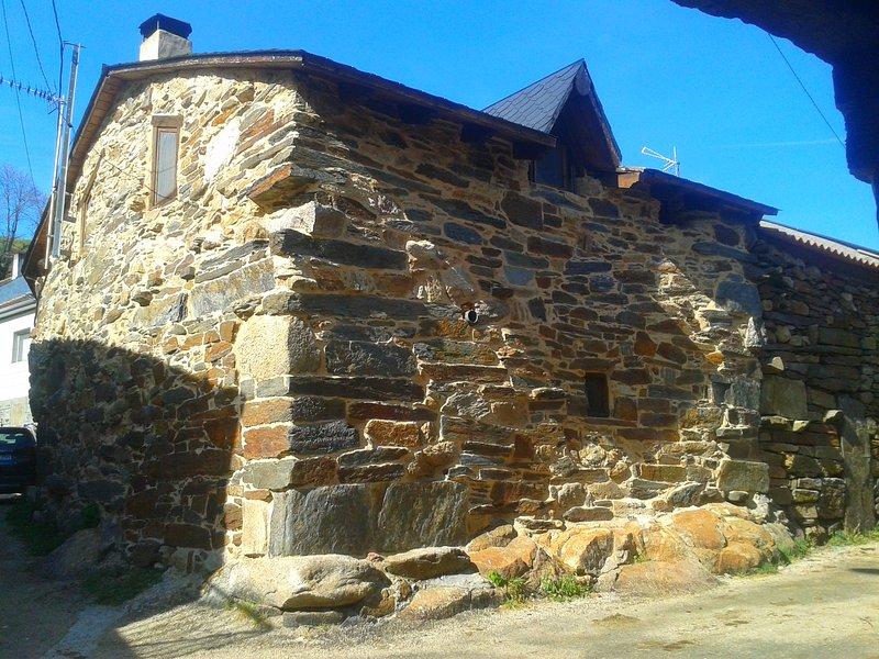 Refugio de montaña cerca de Cabeza de Manzaneda, alquiler de vacaciones en Provincia de Ourense