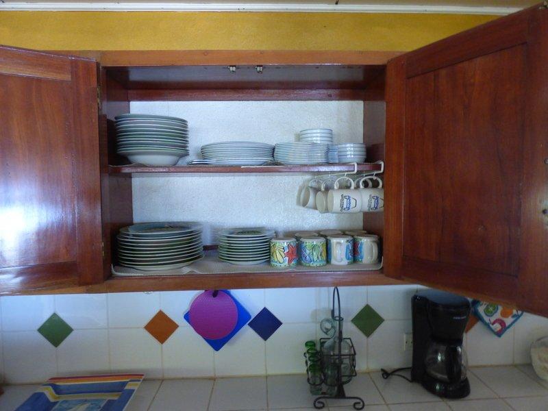 Välförsedd gourmetkök