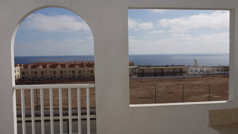 Estupendo estudio con vista al mar, vacation rental in Nuevo Horizonte