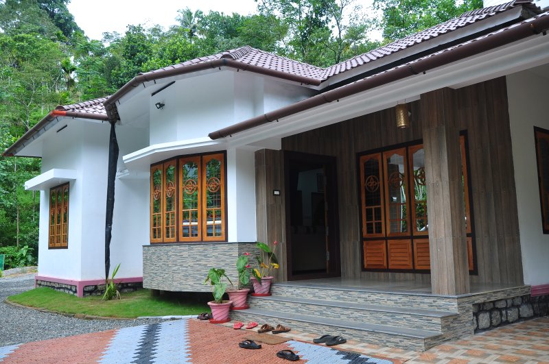 Heavenvalleys Munnar, holiday rental in Valparai