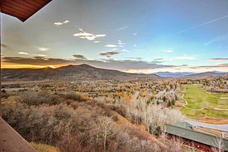 Experience Rocky Mountain relaxation, along with endless outdoor adventures at this 3-bedroom, 3-bath vacation rental condo in Steamboat Springs!