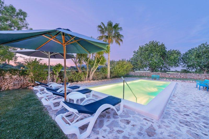 CASABONITA - Villa for 4 people in Santanyi, holiday rental in S'Alqueria Blanca