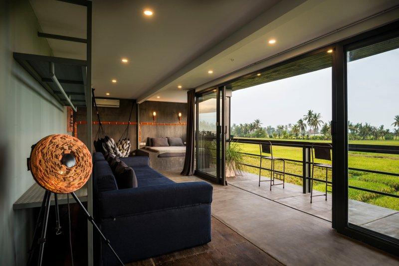 Urban Villa 2BR - Joshua District, vacation rental in Tanah Lot