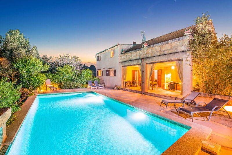 SON GORRIÓ - Villa for 6 people in Sant Llorenç des Cardassar, vacation rental in Son Servera
