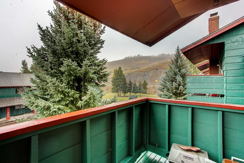 Book your next mountain getaway in this 2-bedroom, 2-bath vacation rental condo