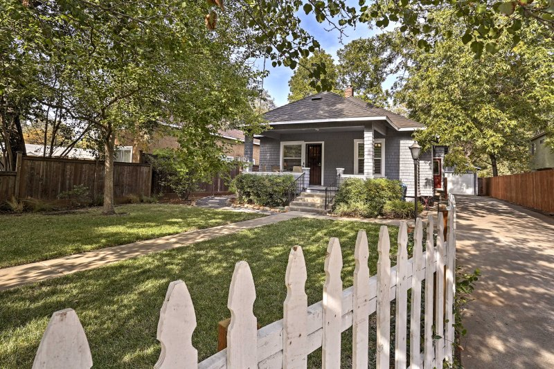 This property is ideally located only a short trip away from downtown Chico!
