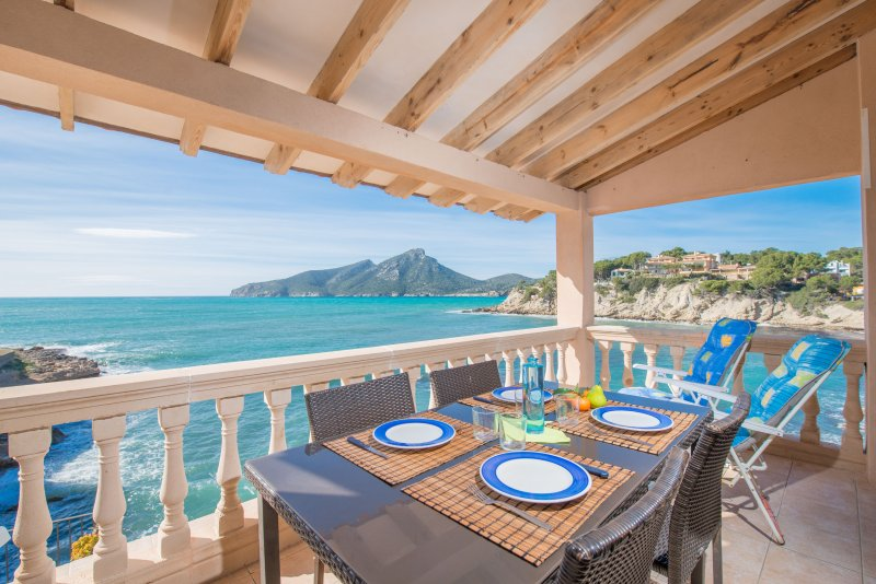 VISTA AZUL 1 - Apartment for 4 people in Sant elm, vacation rental in S'Arraco