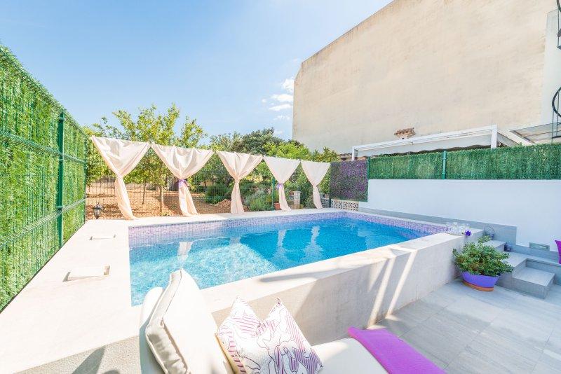 CA SA TIA - Villa for 4 people in Binissalem, aluguéis de temporada em Binissalem