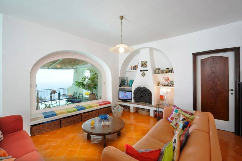 Villa Cala del Marò, Praiano, Amalfi Coast, vacation rental in Praiano