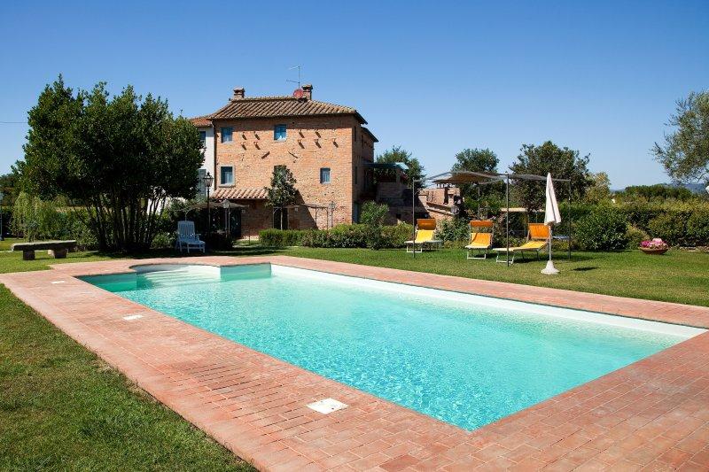 Villa Il Casone - Apt. Fiordaliso, vacation rental in Montecchio della Pozzanghera