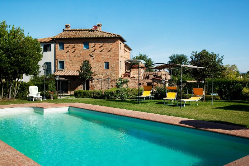 Il Casone, vacation rental in Montecchio della Pozzanghera