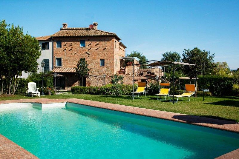 Il Casone, holiday rental in Appalto