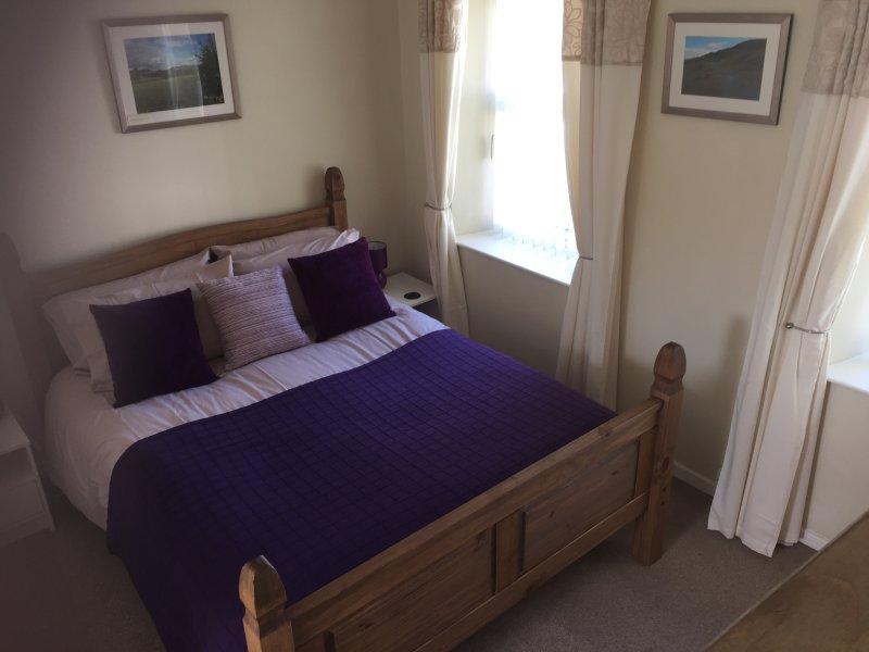 Camera da letto principale, letto king size