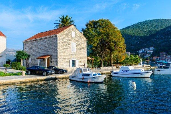 Magnífica Seafront Villa para alugar, Dubrovnik