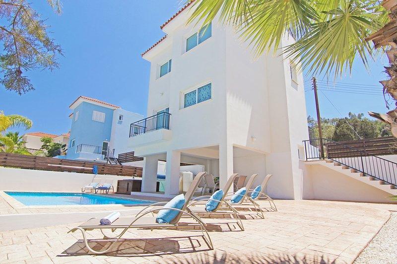 Villa Colette - Protaras, Cyprus