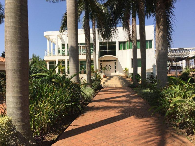Lakeside beach house, alquiler vacacional en Munyonyo