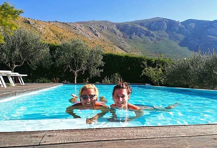 Villa Sogni d oro total relax, holiday rental in Castellammare del Golfo
