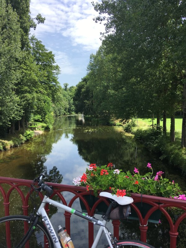 Bike ride to Epeluche
