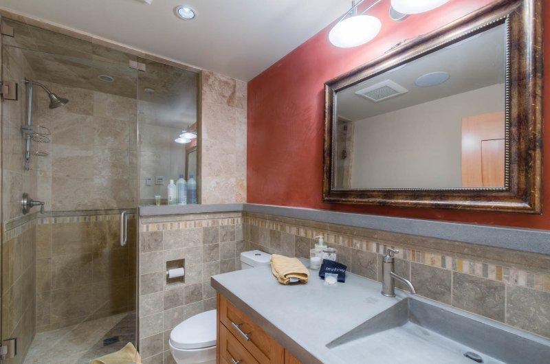 Guest Bathroom Sink Details