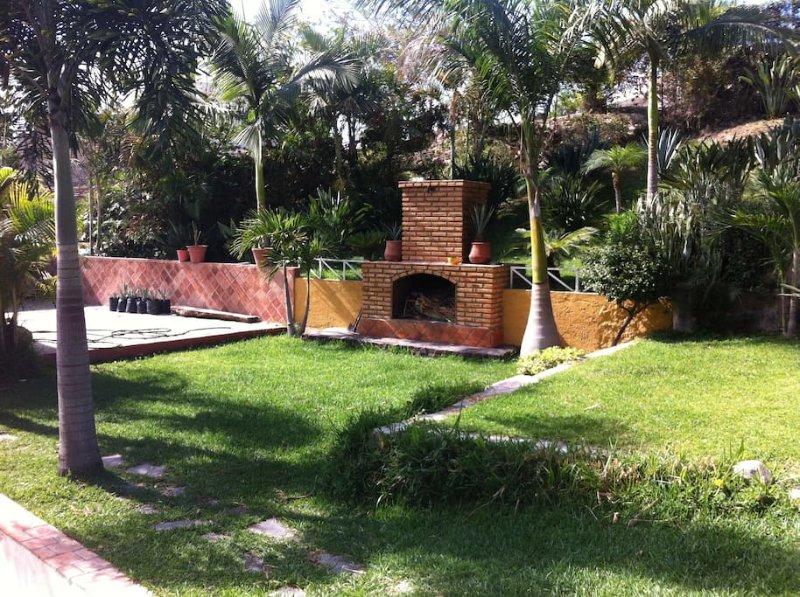 Countryside house in Tepic, Nayarit near San Blas, location de vacances à Tepic