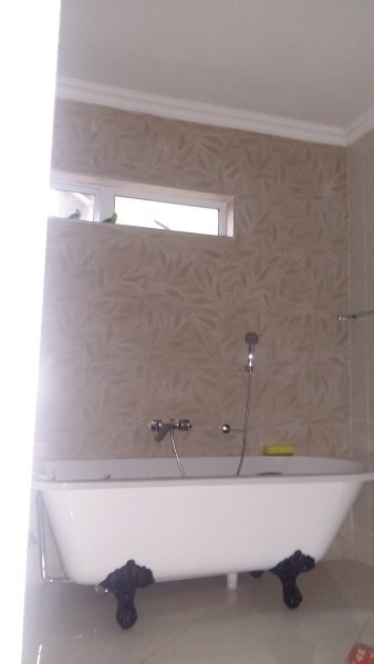 sala de banho na casa de campo de banho