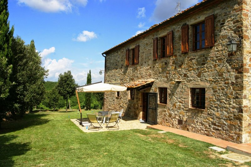 Poggio Ridente, vakantiewoning in Barberino Val d'Elsa