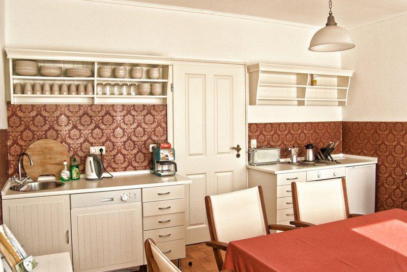 Lägenhet Uckerseen - Kitchen
