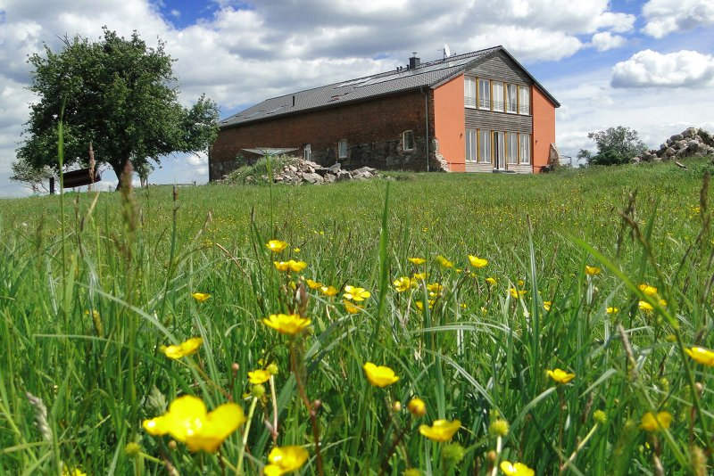 Große Ferienwohnung in der Uckermark - Naturpark Uckerseen, location de vacances à Schmargendorf