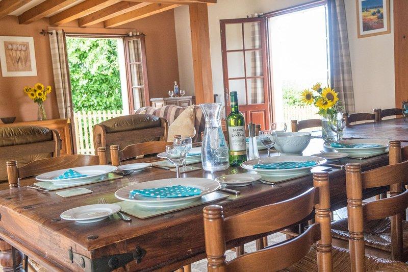 Bel Air Holiday Gite, casa vacanza a Montmoreau-Saint-Cybard