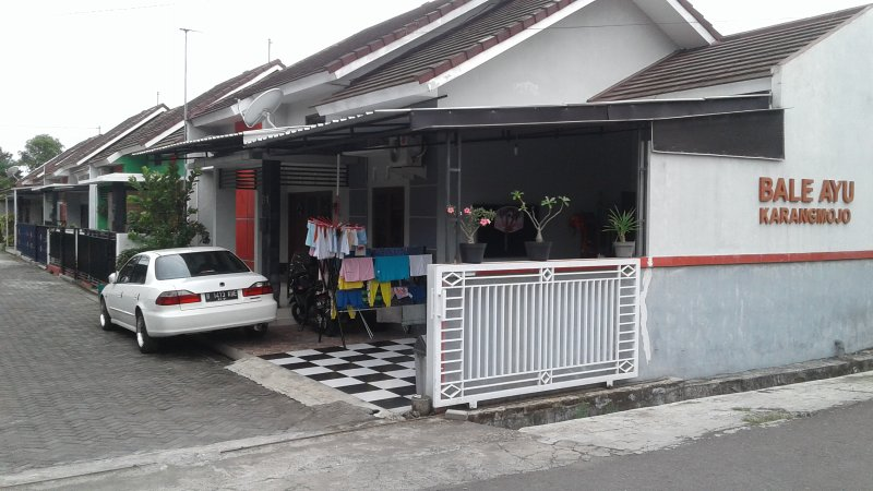 Bale ayu homestay, holiday rental in Pakem