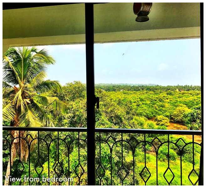 Sua Casa - Rooster de Goa - Scenic View - Pool, vakantiewoning in Candolim