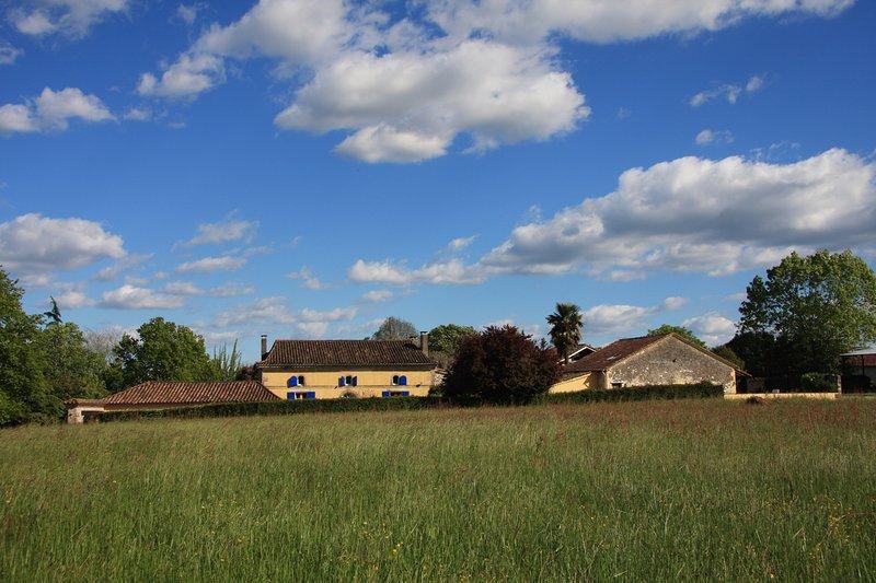 Lodge at Domaine de Beausoleil, holiday rental in Lauzun