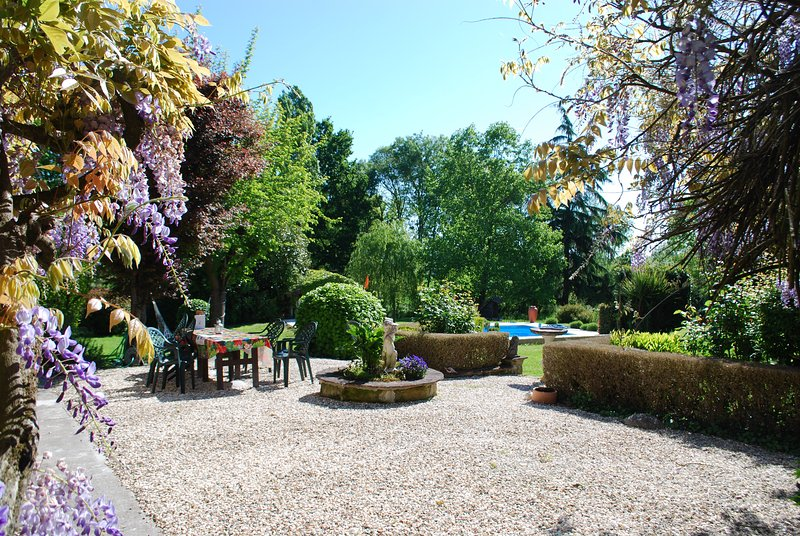 Domaine de Beausoleil, holiday rental in Lauzun