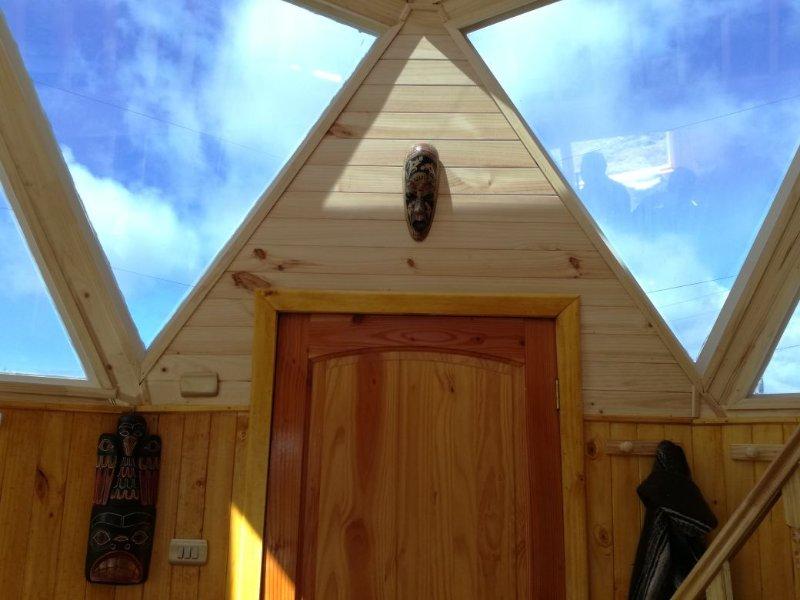 Domo en Pauldeo, alquiler vacacional en Isla de Chiloé