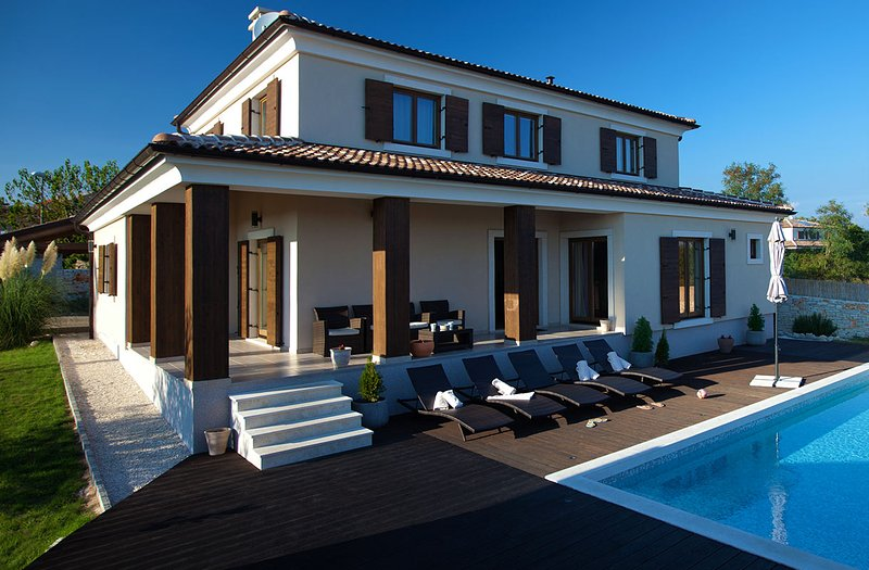 Villa Dante, holiday rental in Bibici