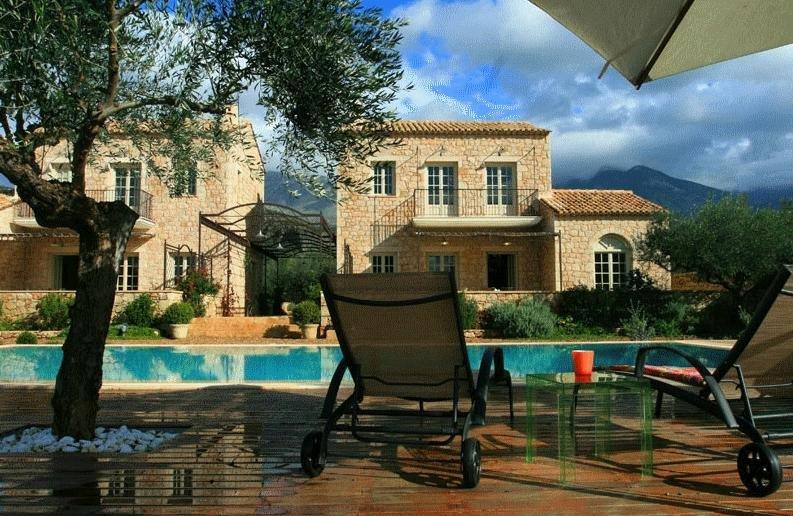 Liodentra Guest House, casa vacanza a Kardamili