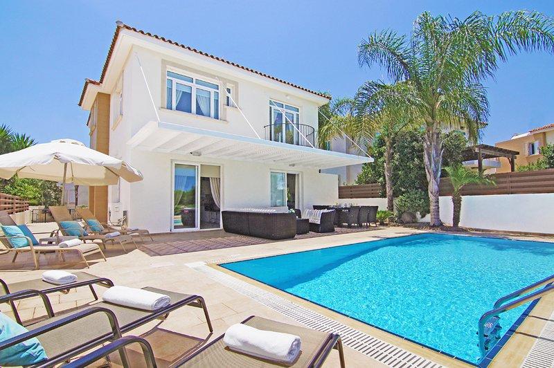 Villa Timandra - Protaras, Cyprus