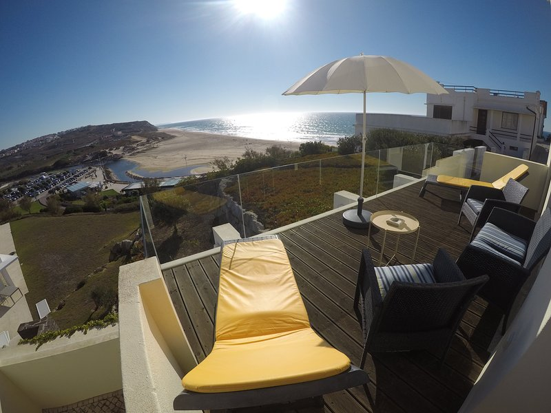 Velho Terra Beach House, vacation rental in Areia Branca