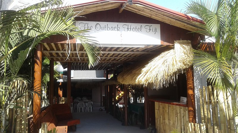 OUTBACK HOTEL FIJI : Room 2 Basic AC Standard, holiday rental in Tavua