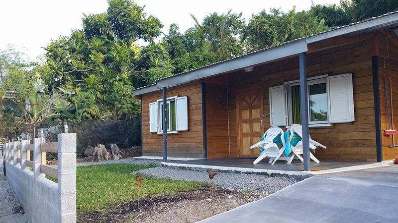 R'MARINE97439 - Bungalow 'Le Margouillat', vacation rental in Sainte-Anne