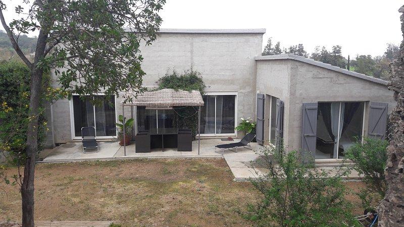 Villa individuelle vue mer 6 personnes (2 enfants), location de vacances à Pruno