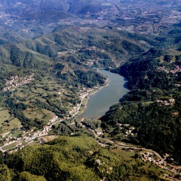 Lago de Gramolazzo