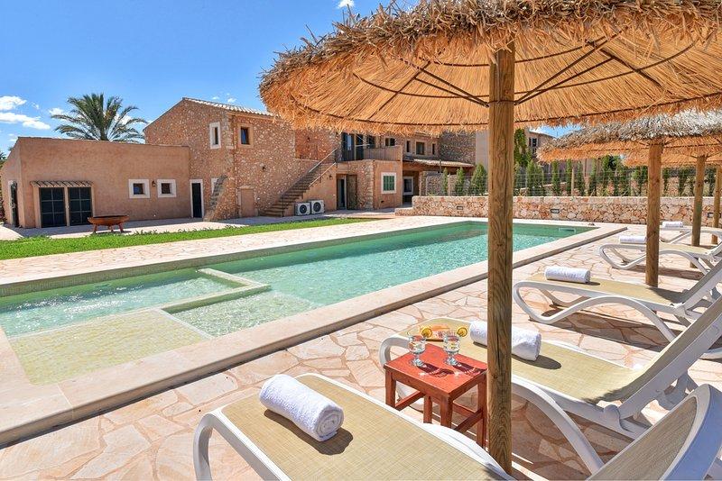 Sonduri, holiday rental in Cala Mondrago