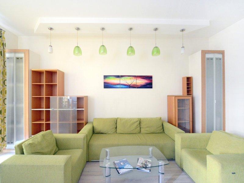 Lux. Two bedrooms. 13 Baseina str. Centre of Kiev, alquiler vacacional en Ucrania