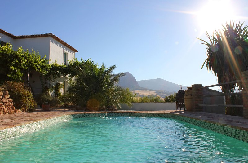 Casa Jose Ramon - Andalucia, location de vacances à Riogordo