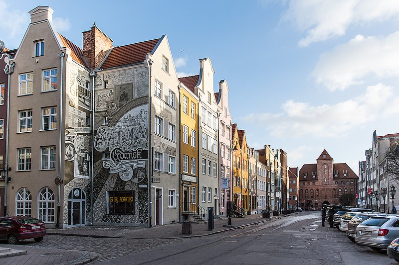 Apartment Gdansk -Old Town, holiday rental in Northern Poland