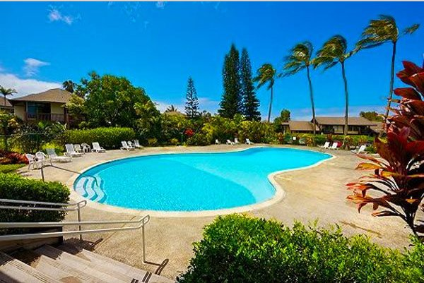 Relax by the largest condo pool on the North Shore from this Princeville condo!