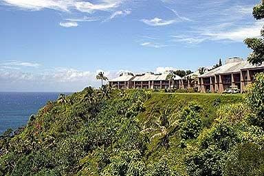Gehockt Klippen, werden Sie erstaunliche Bali Hai Ansichten haben!
